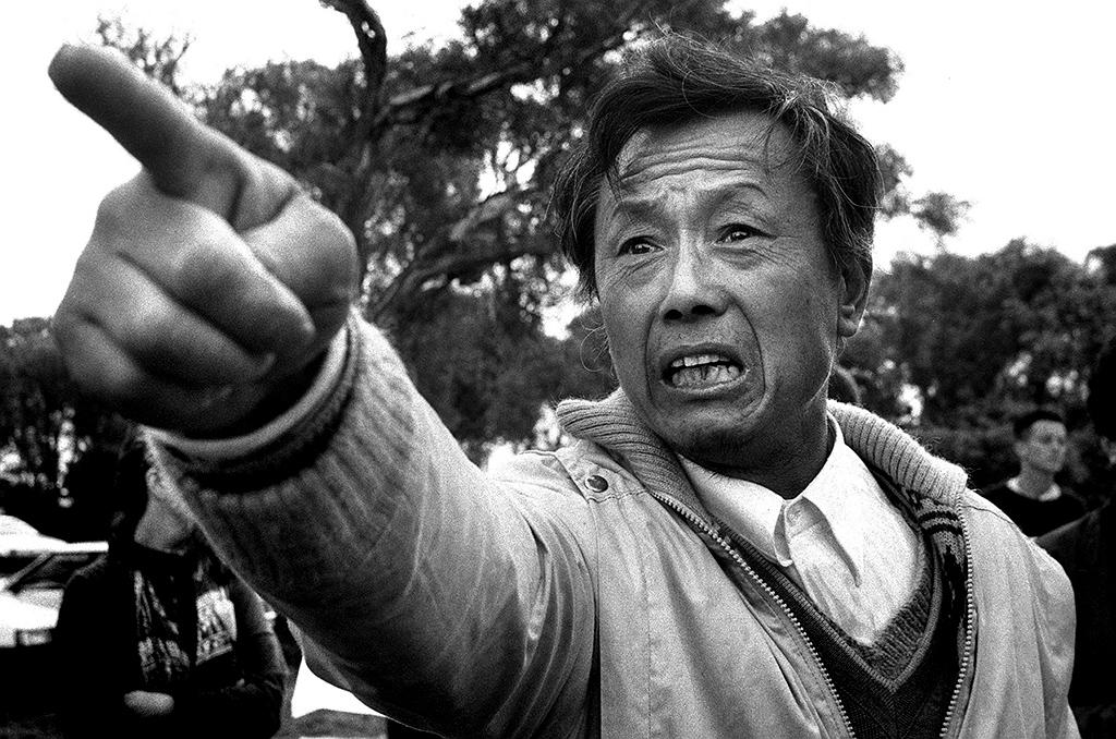 Tiananmen Square protest
