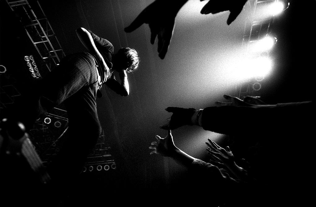 Brett Anderson, 'Seude' in concert