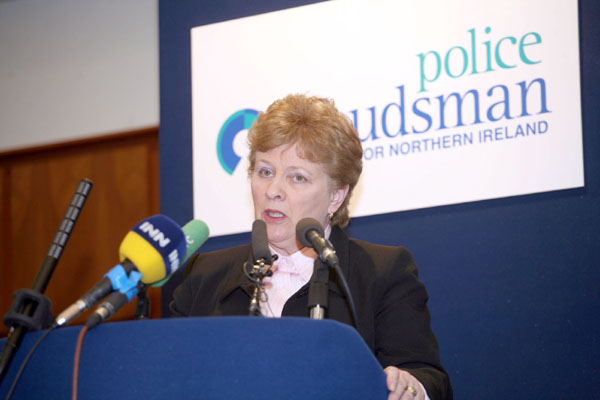 POLICE OMBUDSMAN'S ENQUIRY 2007