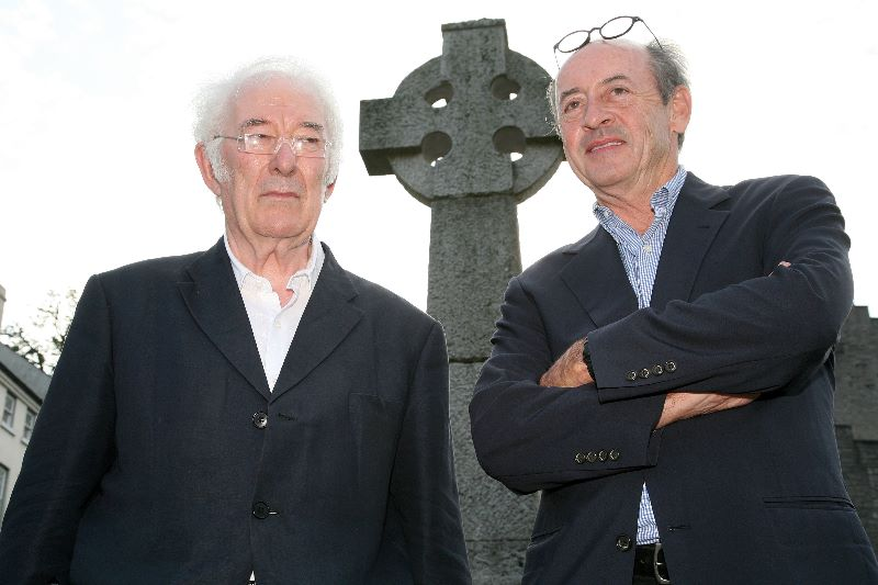Seamus Heaney and Billy Collins 0133