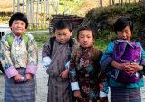 Schoolchildren Shongar
