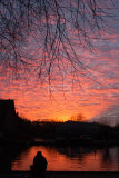 Sunset Norfolk