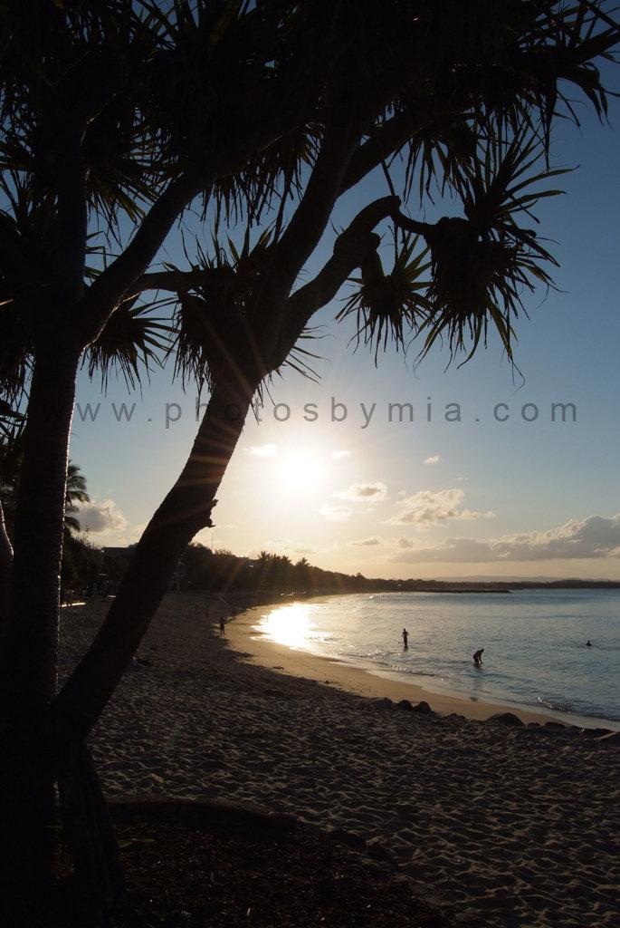 Main Beach Sunset