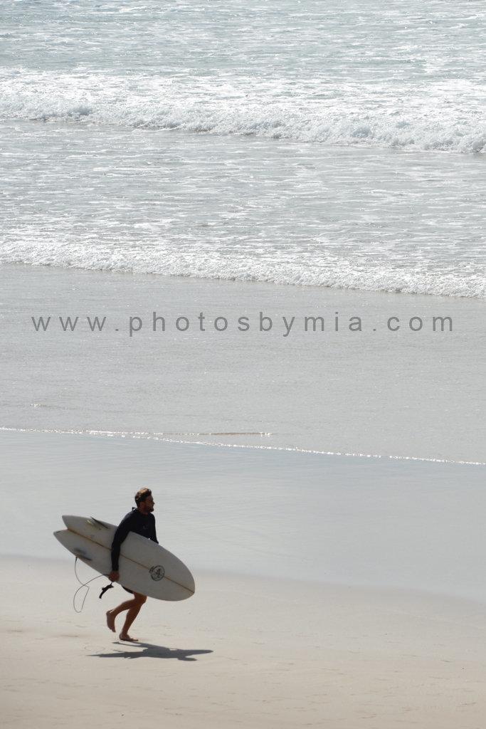 Surfer Jog