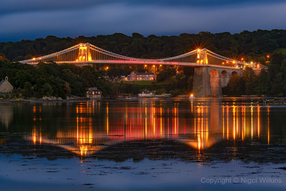 Menai Suspension Bridge