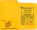 Verichrome exposure guide 1950s USA