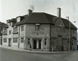 Albion Inn, Vincent Street, Yeovil 1974 (now demolished)