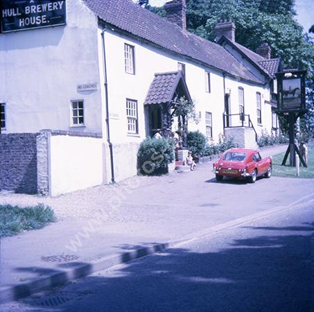 Altisidora Inn, Bishop Burton, Beverley 1969