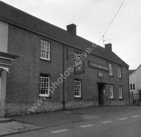 Angel Inn, North Curry, Somerset 1973-74