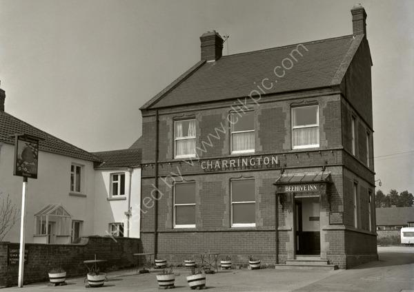 Beehive Inn, Yeovil Somerset BA20 1BD around 1974.