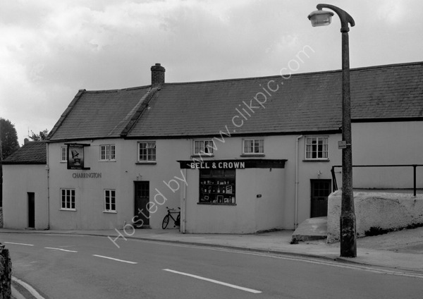 Bell And Crown Inn, Crimchard, Chard TA20 1JP around 1974