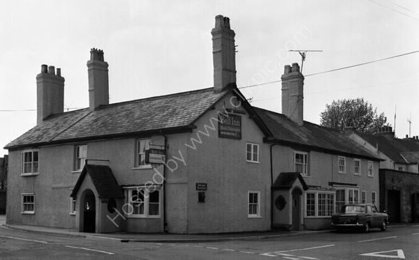 Bell Inn, Wilton, Salisbury SP2 0DR around 1974.