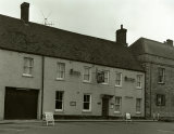 Bull Hotel (now Bull Inn) The Square, Ilchester BA22 8LH in 1975