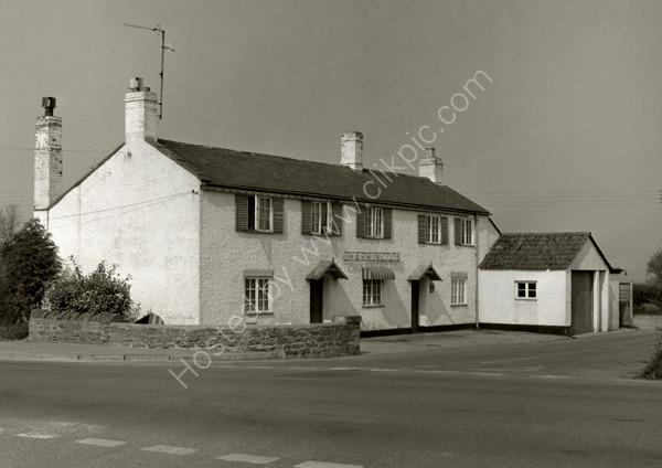 Carpenters Arms, Vigg Lane, Chilthorne Domer BA21 3PX around 1974.