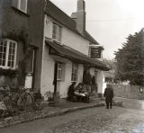 Church House Inn, Church Walk, Stoke Gabriel TQ9 6SD around 1974.