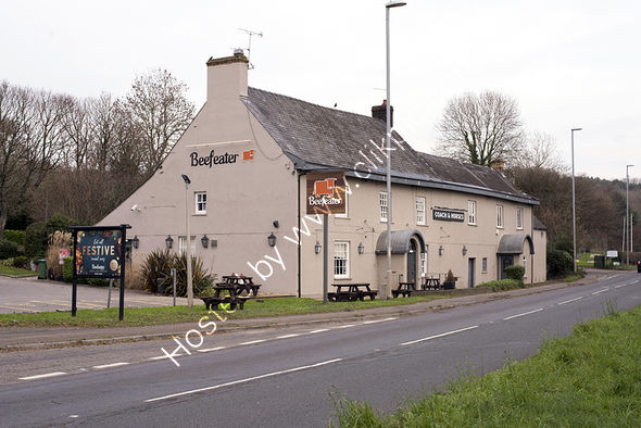 Coach And Horses, Castleton, Gwent in 2018