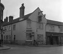 Duke of Monmouth 61 High Street, Bridgwater in 1973.