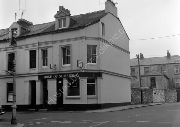 Duke Of Somerset, Stonehouse, Plymouth PL1 5EN around 1974