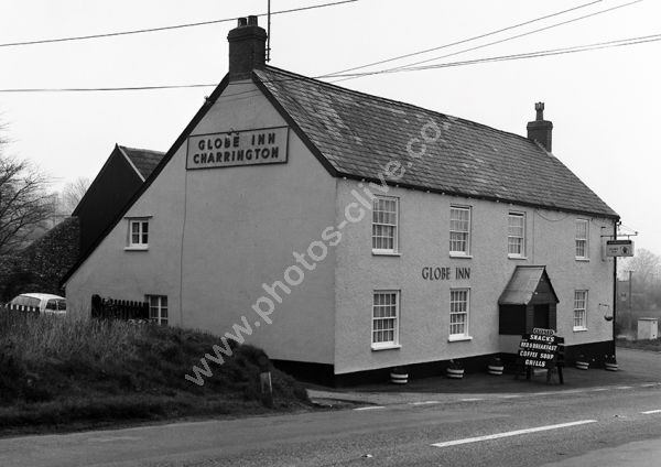 Globe Inn, Marsh, Honiton EX14 9AJ around 1974