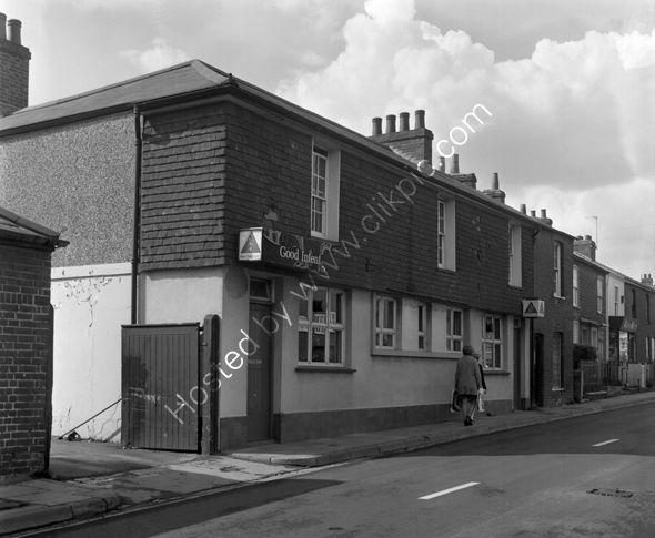 Good Intent, Trinity Street, Fareham in 1973