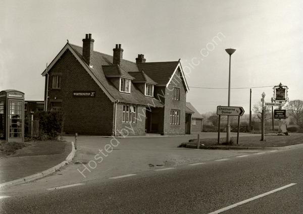 Halfway House, Chilthorne Domer, Somerset BA22 8RE in around 1974