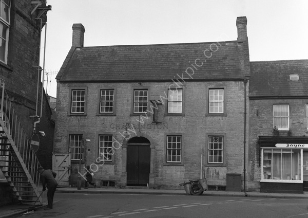 Kings Arms, 15 Market Square, Crewkerne TA18 7LE around 1974