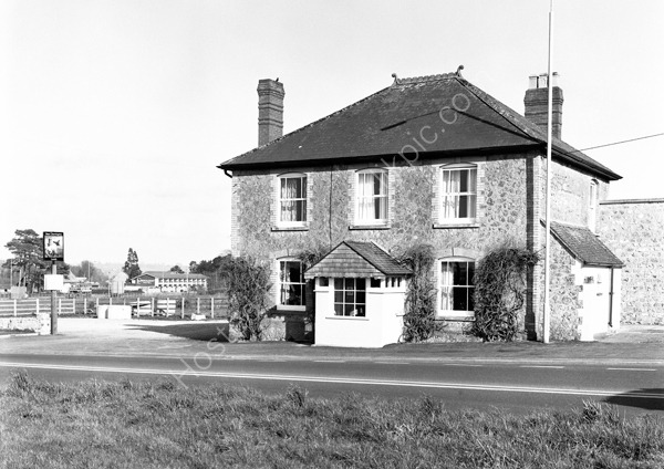 Lamb, Horton Cross, Ilminster, Somerset TA19 9PY around 1974