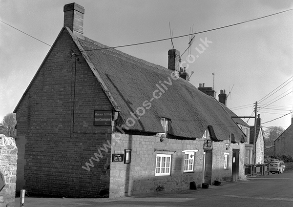 Masons Arms, 41 Lower Odcombe BA22 8TX in around 1973