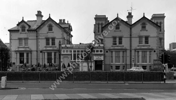 Mermaid Bars, Paignton, Devon TQ4 6BD in 1974