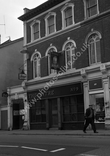 Mitre, 9 High Street, Crediton EX17 3AE around 1974