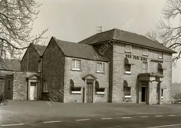 Pen Mill Hotel, Sherborne Road, Yeovil, BA21 5DB around 1974