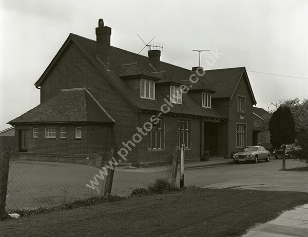 Pickety Witch pub Ilchester Road, Yeovil Somerset BA21 3BL in 1975