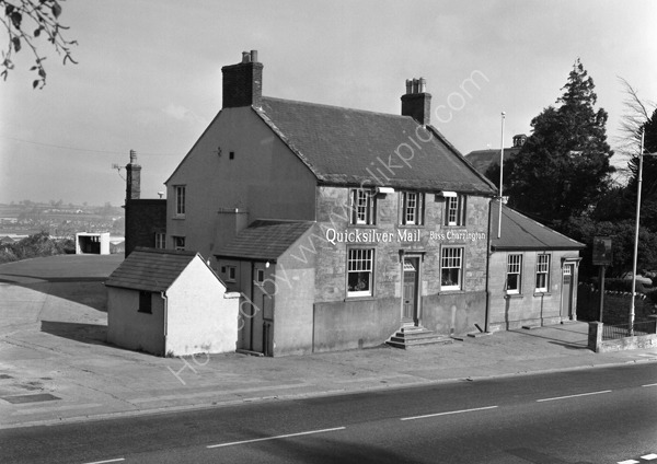 Quicksilver Mail, 168 Hendford Hill, Yeovil BA20 2RG in about 1973
