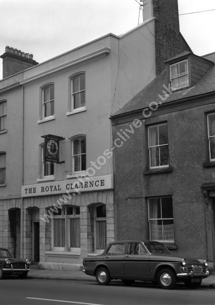 Royal Clarence,Albert Street, Morice Town, Devenport around 1974