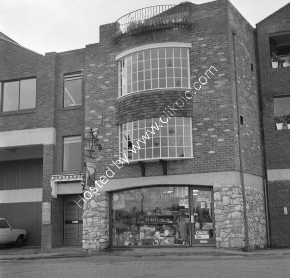 Slipway Bar, Town Quay, Lymington SO4 13ET before 1975