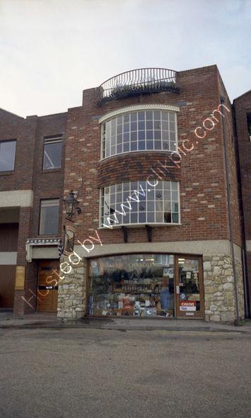 Slipway Bar, Town Quay, Lymington SO4 13ET in 1975