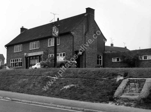 The Sun Inn, Monmouth Road, Yeovil Somerset BA21 5NL in 1973 or 1974