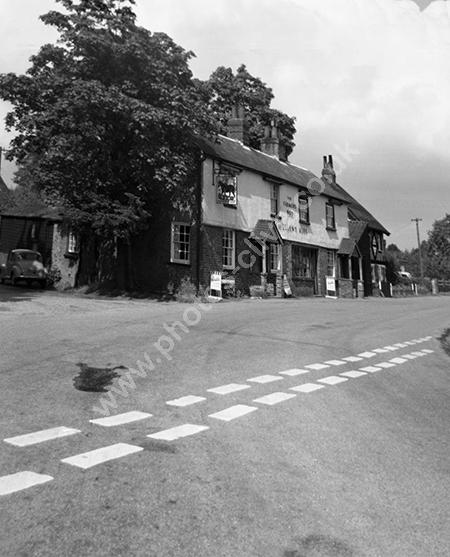 Farmer's Boy Pub Brickenden Lane, Brickendon SG13 8NU Herts in 1967