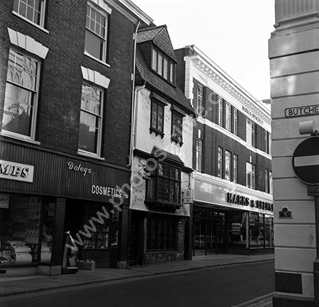 Three Tuns Inn, 80 High Street, Barnstaple EX31 1HX