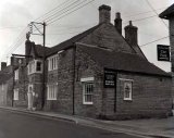 Unicorn Hotel, west Street, Somerton TA11 7PR in about 1974