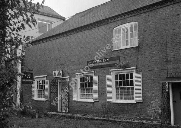 Vine Inn, Vine Passage, Honiton EX14 1NN around 1974