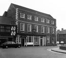 Bridgwater Inn Bridgwaterwhen it was the Waterloo House in 1973