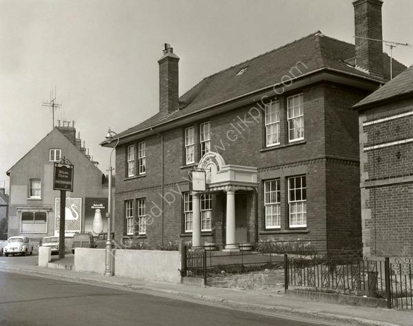 White Horse Inn, St. Michael's Avenue, Yeovil BA21 4LB around 1974