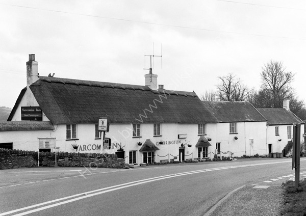 Yarcombe Inn, Honiton, Devon EX14 9BD around 1974