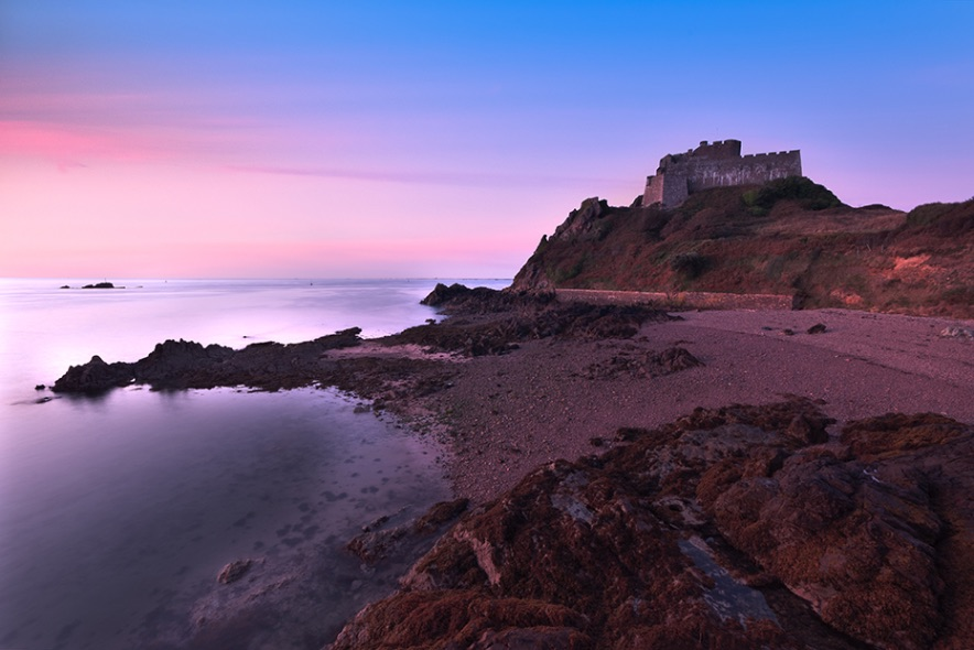 Tranquility at Mont Orgueil