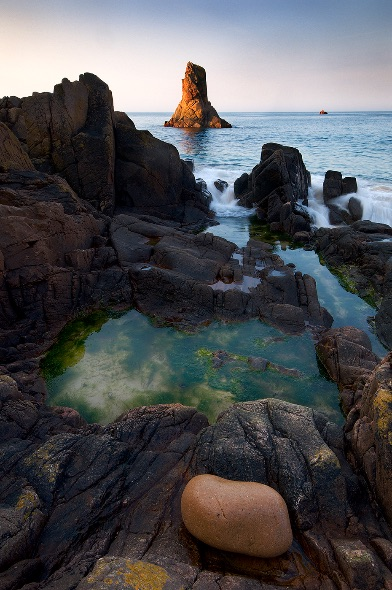 Rockpool at Beauport