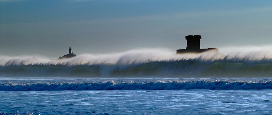 Offshore, St Ouen's Bay