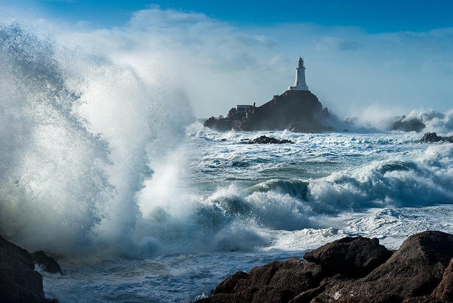 Sea Spray, Corbiere