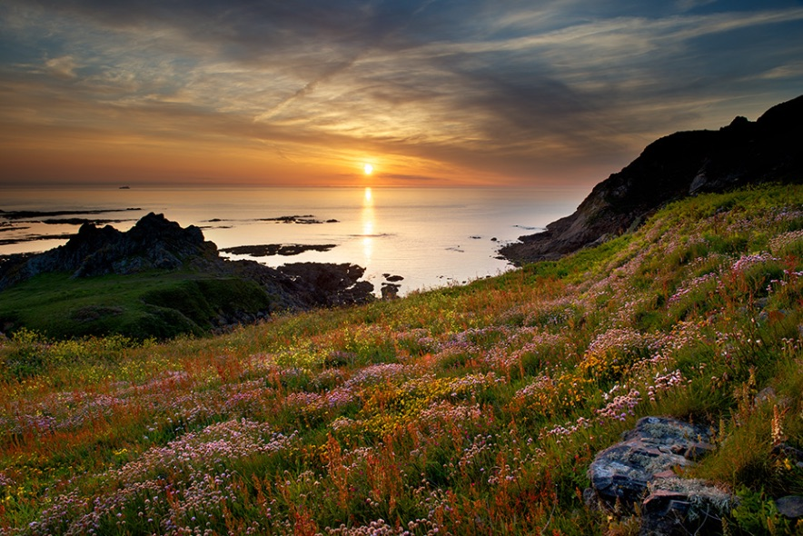 Le Pulec Sunset