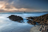 Rocco Tower, St Ouen's Bay